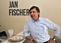 Jan Fischer, photo: CTK
