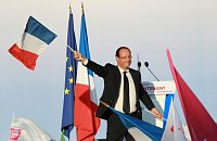 François Hollande, photo: CTK