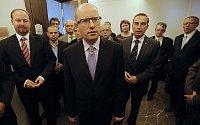 La Commission des mandats et des immunités, photo: CTK