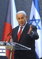 Benjamin Netanyahou, photo: CTK