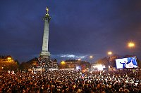 La place de la Bastille, Paris, photo: CTK