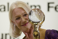 Helen Mirren, photo: CTK