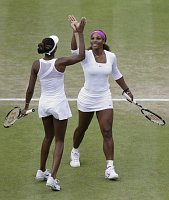 Venus y Serena Williams, foto: TK