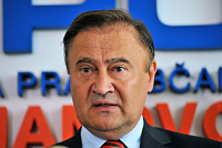Senator Vladimr Dryml has left the Social Democratic Party in view of joining the Party of Civic Rights, photo: CTK