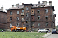 Le ghetto de Prednádraží à Ostrava, photo: CTK