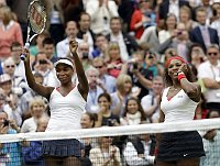 Venus und Serena Williams (Foto: TK)