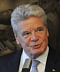 Joachim Gauck, Vclav Klaus, photo: CTK