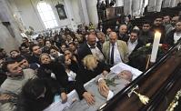 Pohřeb olašského krále Jana Lipy (Foto: ČTK)
