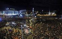 Manifestaciones en España (2012), foto: ČTK