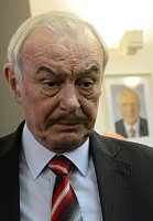 Přemysl Sobotka, photo: CTK