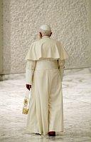 Pope Benedict XVI, photo: ČTK