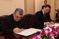 Prague Archbishop Dominik Duka, Petr Neas, photo: CTK