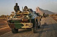 Malian forces, photo: CTK