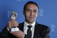 Nazif Mujić získal na festivalu Berlinale Stříbrného medvěda (Foto: Gero Breloer, ČTK/AP)