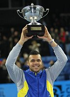 Jo-Wilfried Tsonga, photo: CTK