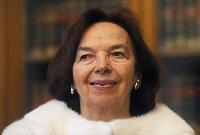 Livia Klausová, photo: CTK