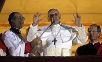Pope Francis, photo: CTK