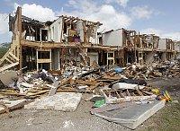 Výbuch v továrně na hnojiva zdemoloval desítky domů, foto: ČTK