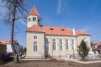 The synagogue in Český Krumlov, photo: CTK