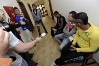 Okresní soud v Děčíně začal projednávat hromadnou potyčku z 21. srpna 2011, která odstartovala etnické nepokoje ve Šluknovském výběžku (Foto: ČTK)