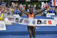 Nicholas Kemboi, photo: CTK