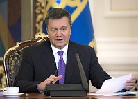 Viktor Yanukovich, photo: CTK