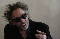 Tim Burton, photo: CTK