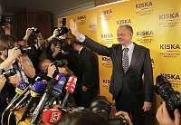 Andrej Kiska, photo: CTK