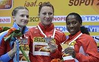 Jiřina Svobodová (center), photo: CTK