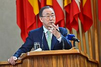 Ban Ki-Moon, photo: CTK