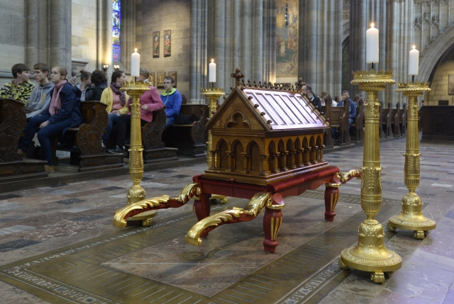 Relics Of Bohemia S Patron Saint Adalbert Find New Resting
