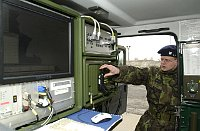 Věra detection system, photo: CTK