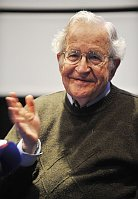 Noam Chomsky, photo: ČTK