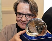 Agnieszka Holland, photo: CTK