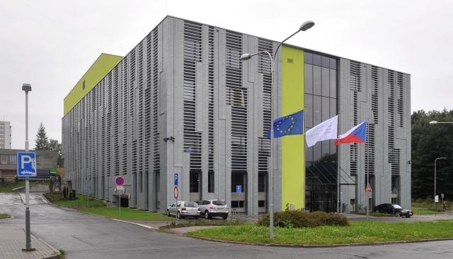 Das Gebäude des Nationalen Hochleistungsrechnungszentrum in Ostrava (Foto: ČTK)