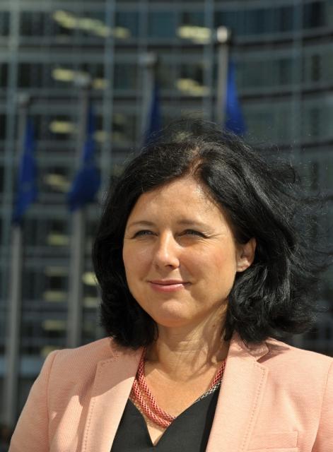 Věra Jourová (Foto: ČTK)