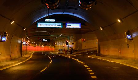 Blanka tunnel, photo: CTK