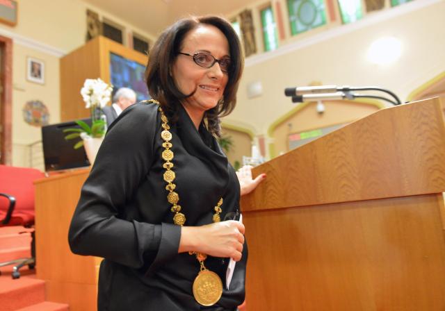 Adriana Krnáčová, photo: CTK