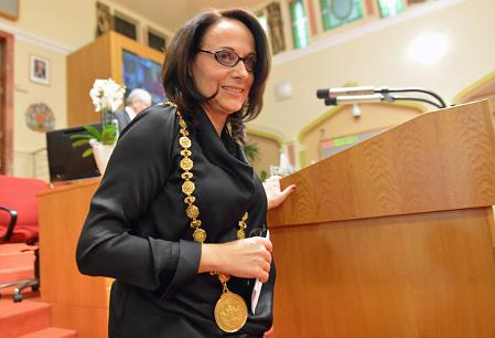 Adriana Krnáčová, foto: ČTK