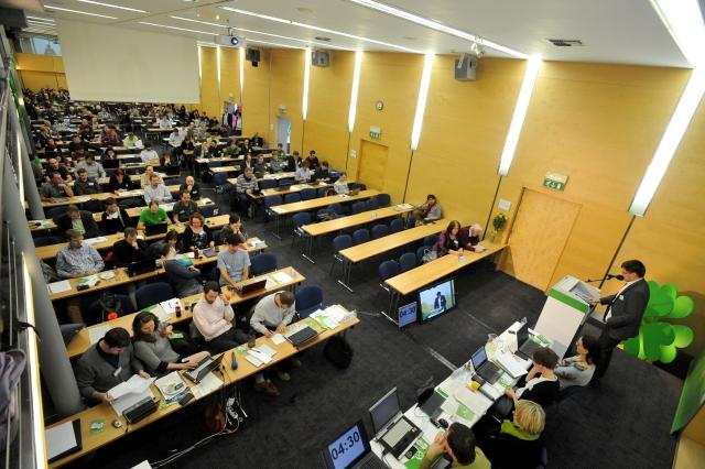 Le congrès du parti des Verts, photo: ČTK