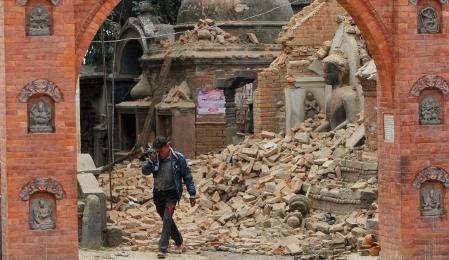 Népal, photo: ČTK
