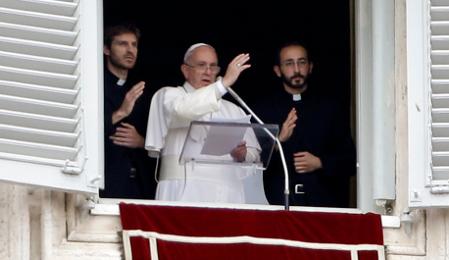 Papa Francisco, foto: ČTK