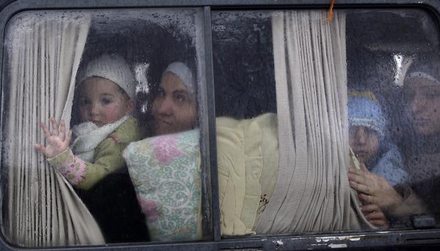 Flüchtlinge (Foto: ČTK)