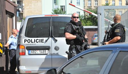 Kevin Dahlgren has been transferred from Prague to Brno, photo: CTK