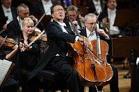 Yo-yo Ma y la Orquesta Filarmónica de Praga, foto: ČTK
