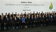 Paris Climate Change Conference, photo: CTK
