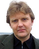 Alexander Litvinenko in 2002, photo: CTK