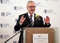 Werner Hoyer, photo: CTK