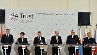 Robert Fico, Beata Szydlo, Gjorge Ivanov, Bohuslav Sobotka, Boyko Borisov, Viktor Orbán, photo: CTK