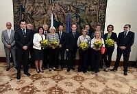 Чешские депутаты Европарламента, Фото: ЧТК